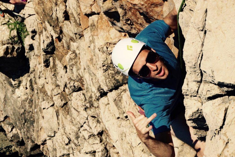 hang loose climb